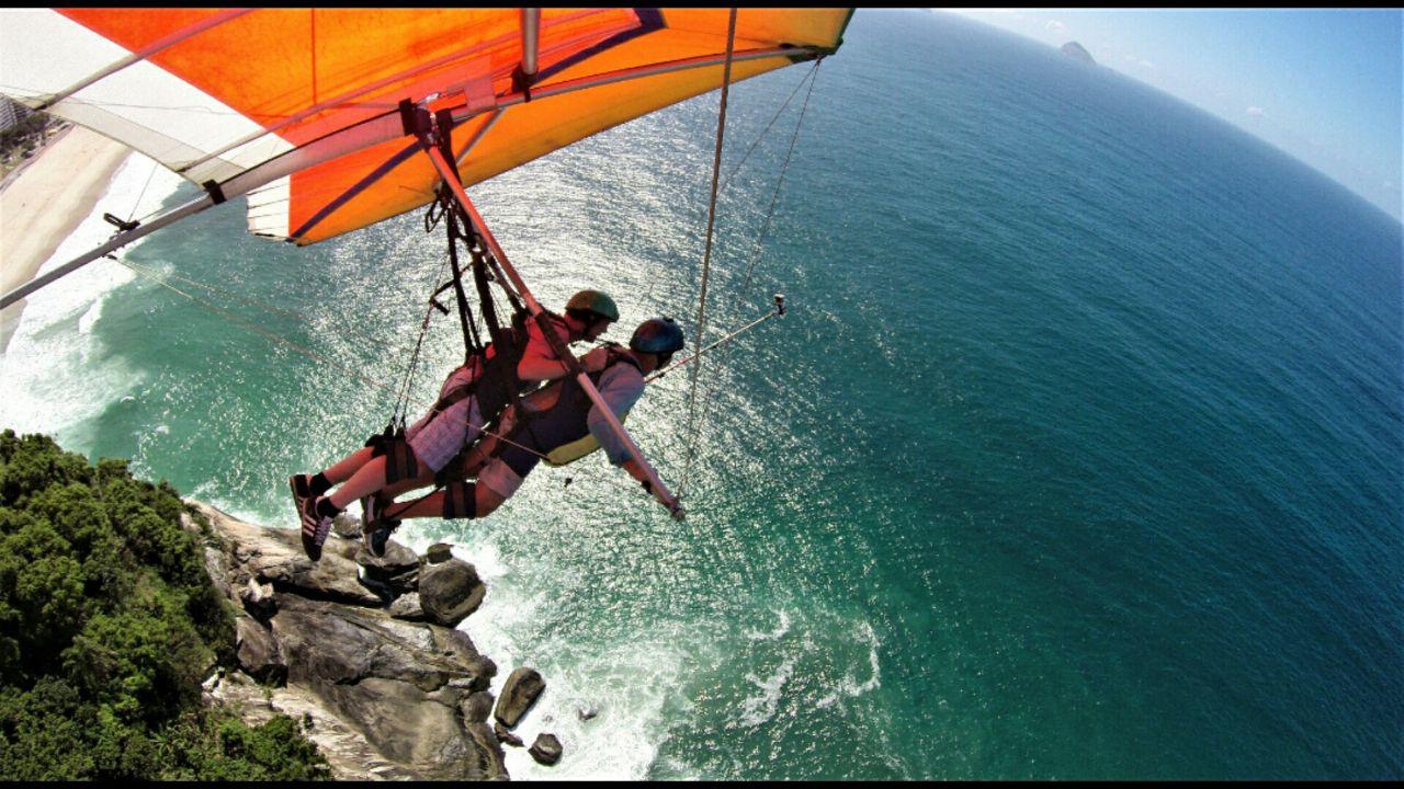 Como voar de Asa Delta no Rio de Janeiro