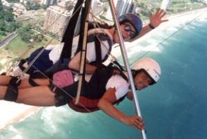 Voar de Asa Delta no Rio de Janeiro com o piloto Assad