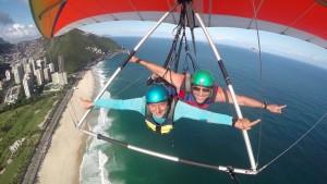 hang-gliding-in-rio-de-janeiro- Asa Delta tour