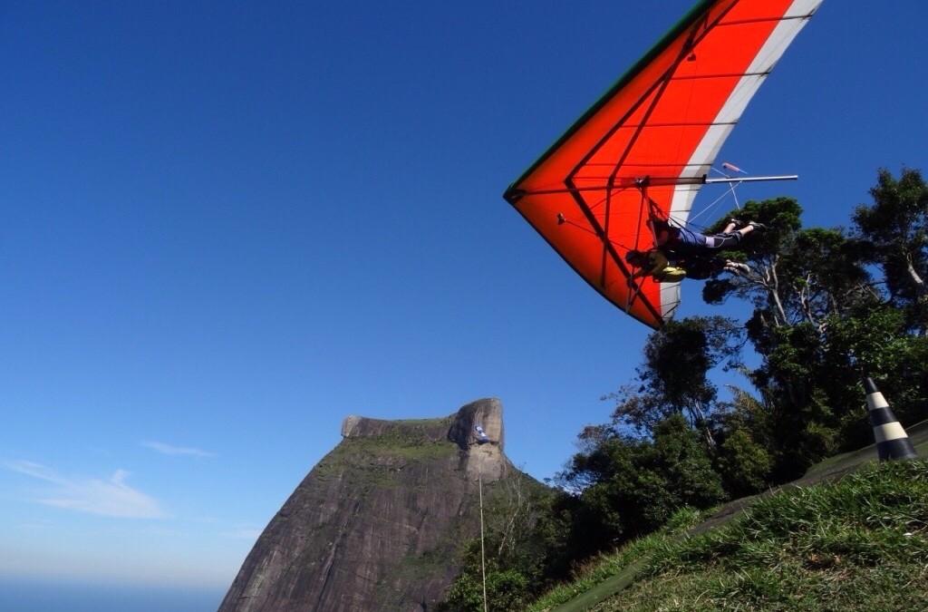 A Asa delta no Rio de Janeiro